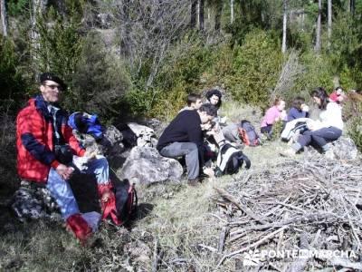 Amistades - Las majadas Cuenca; club trekking; semana santa viajes
